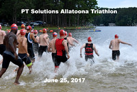2017 PT Solutions Allatoona Triathlon