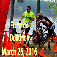 Fort Yargo Duathlon 2016