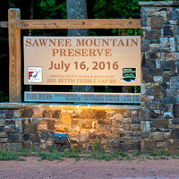 Sawnee Mountain 2016